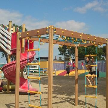 Legeplads for de store børn